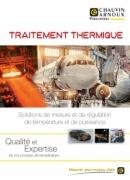 capteurs de température, régulation de puissance, enregistreurs