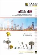 Brochure Capteur de température id50
