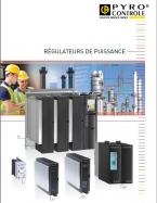 Catalogue Régulateurs de puissance Thyritop