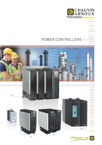 Pyrocontrole catalogue - Thyritop power controllers