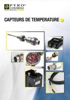 Catalogue Capteurs
