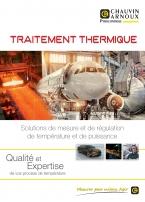 capteurs de température, régulateurs de température, régulateurs de puissance, enregistreurs, solution traitement thermique